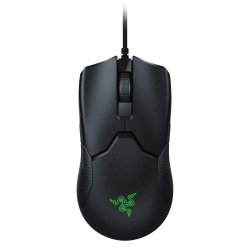 Mouse gaming Razer Viper, Ultrausor 69g, cablu SpeedFlex, iluminare Chroma RGB, Negru