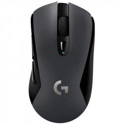 Mouse gaming wireless Logitech G603 LightSpeed Hero 12K DPI, Negru