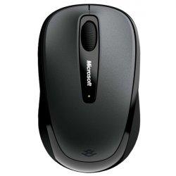 Mouse Microsoft Mobile 3500, Wireless, Gri