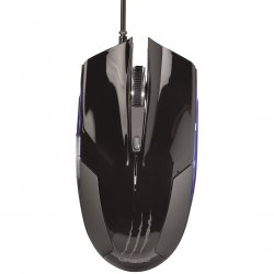 Mouse Optic Hama Gaming uRage, USB, Negru