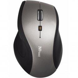 Mouse Trust Sura, Wireless, Negru/Gri