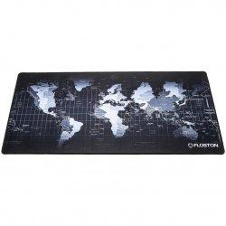 Mousepad Floston model World harta lumii, margini cusute, 900 x 400 x 3mm