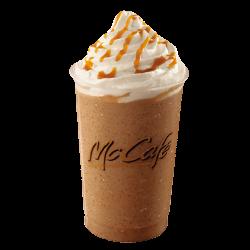 Caramel Caffe Frappe image