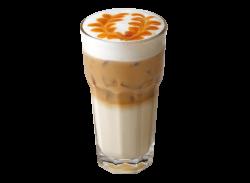 Caramel Iced Cappuccino image