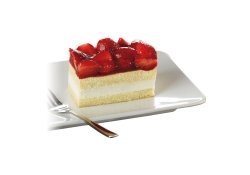 Strawberry Cake  image