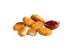 Chicken McNuggets™ (6 buc.) include 1 sos  image