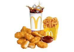 Meniu Chicken McNuggets™ (9 buc.) include 2 sosuri image