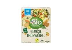 dmBio cuburi pentru supă de legume ECO 66 g image