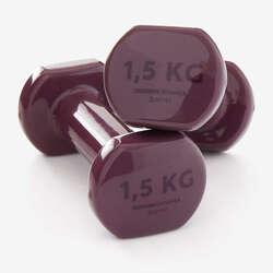 Gantere Fitness 1.5 kg x 2 image