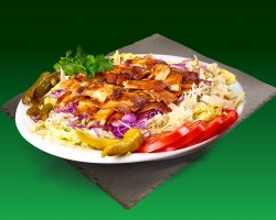 Salad kebap amestec image