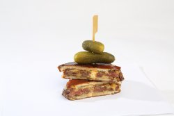 Grilled Cheeseburger image