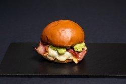 The Guac Burger image