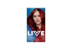 Live vopsea permanenta sub forma de gel 6.88 Raspberry Red, 142,5 ml