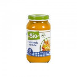 dmBio legume cu pui ECO* 220g image