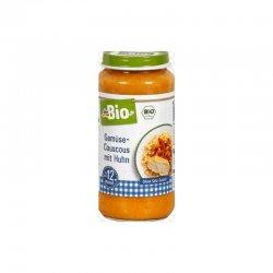 dmBio legume&cuscus&pui 12+ECO 250gr image