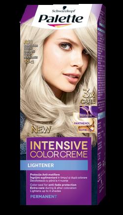 Palette Intensive Color Cream  vopsea de par permanenta C1 negru albastrui  1buc