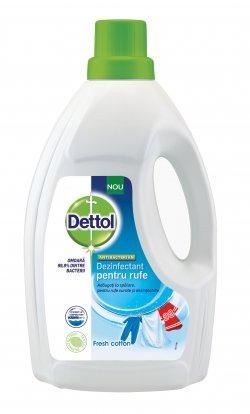 Dettol dezinfectant rufe cu parfum proaspăt 1,5l image
