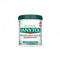 Sanytol dezinfectant pudra pentru indepartarea petelor 450g image
