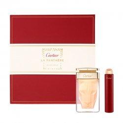 Set Apa de parfum Cartier La Panthere 75ml + 15ml, Femei image