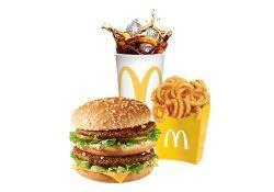 Meniu Big Mac Maxi image