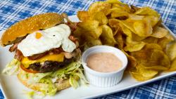 Cheeseburger Camizo image