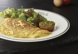 Omelette Nature image