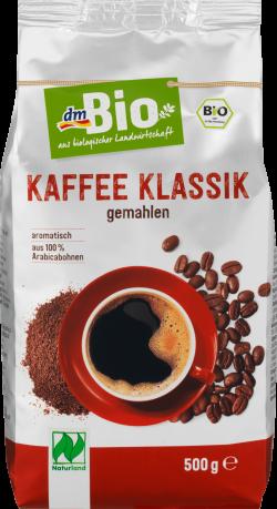 dmBio Naturland  cafea clasicăECO500g image