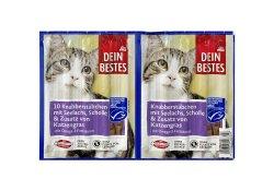 Dein Bestes snack cu somon pentru pisici 50g image