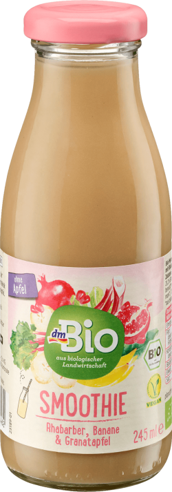 dmBio smoothie Granata ECO 245 ml image