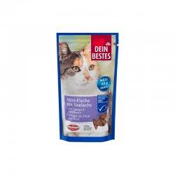 Dein Bestes hrana pentru pisici cu pestisori somon 50g image