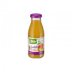 dmBio smoothie cu mar si mango ECO 245ml image