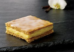 Millefeuille image
