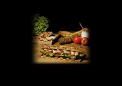 Sandwich Pavot Poulet image
