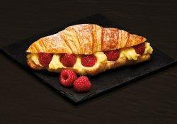 Croissant Framboise Vanille image