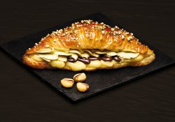 Croissant Pistache Chocolat image