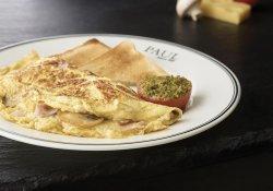 Omelette Complète image