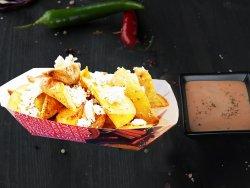 Cheesy fries Feta image