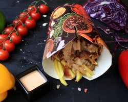 Fries Box image