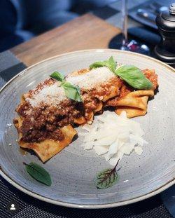 """""""Lasagna aperta"""" image"""