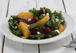 Fresh Beet Salad (vegetarian) image