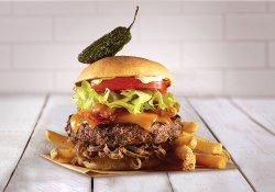 Java Lava Burger image