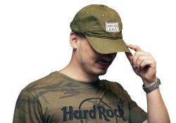 Roman Numerals Hat  image