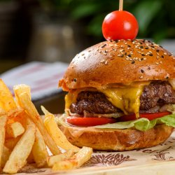 Burger Wagyu image