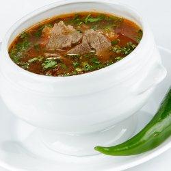 Zuppa rumena di manzo image