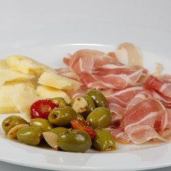Prosciutto con parmigiano image