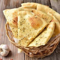 Focaccia con aglio image