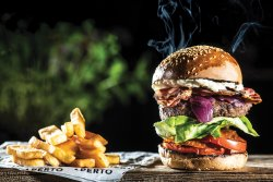 Aperto Burger image