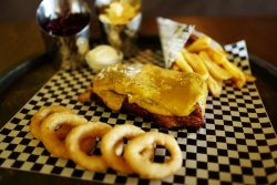 Honey & mustard ribs image