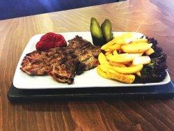 Romanian steak image