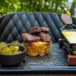 Beef Tenderloin & Raclette Cheese image